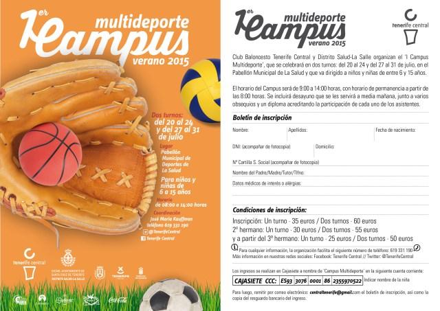 Octavilla Campus 1 campus multideporte