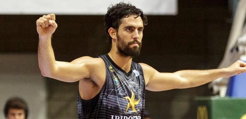 Beirán muestra su disconformidad con la situación actual del equipo en declaraciones a 'SuperBasket Canarias'