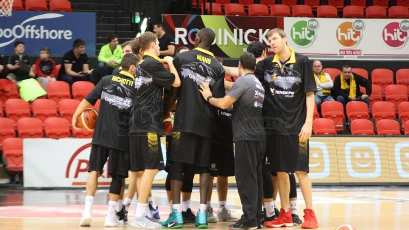 El Iberostar Tenerife certifica su pase a los octavos de la BCL