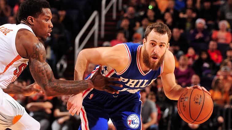 Sergio Rodríguez cuenta su experiencia en la NBA