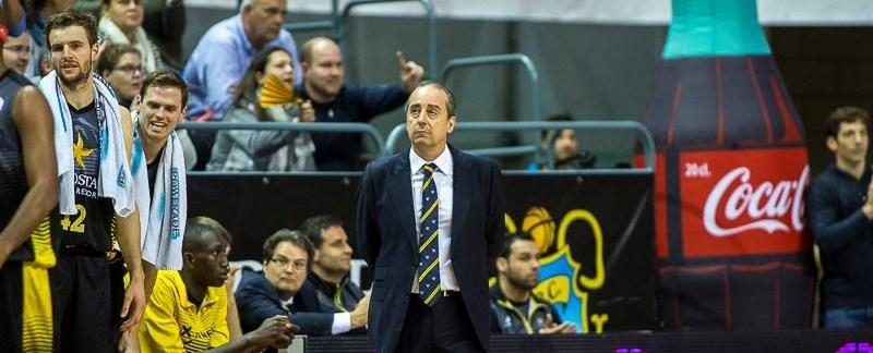 Vidorreta clamó contra la actuación arbitral y García González