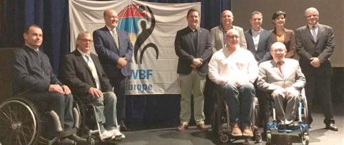 Presentado oficialmente el Campeonato de Europa de Baloncesto en silla de ruedas
