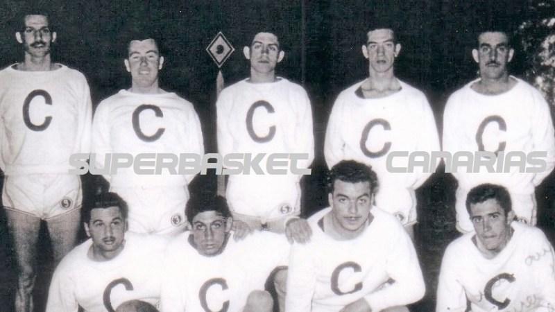 Artículo 'SuperBasket Canarias': CB Canarias, subcampeón de Copa Federación en 1952