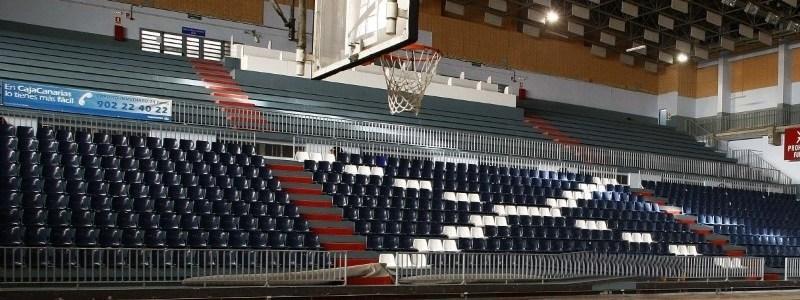 Deportes de Santa Cruz de Tenerife crea un servicio de emergencia para el mantenimiento de instalaciones