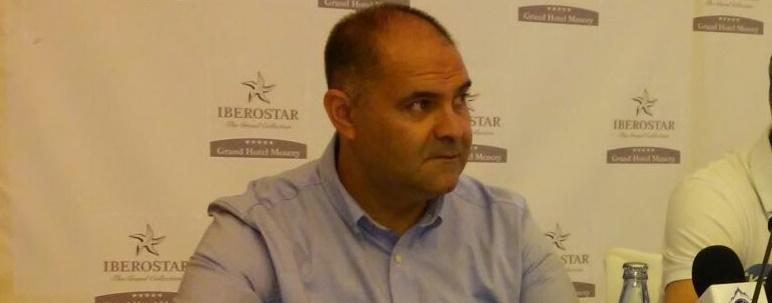 Cabrera señala que «aún hay una plaza de americano para una posible próxima incorporación»