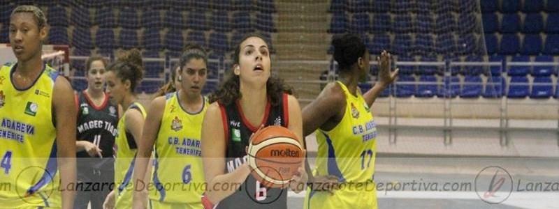 Magec Tías y Adareva en el Grupo A de Liga Femenina 2 con viajes al norte peninsular y Extremadura