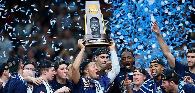 Villanova, campeón de la NCAA