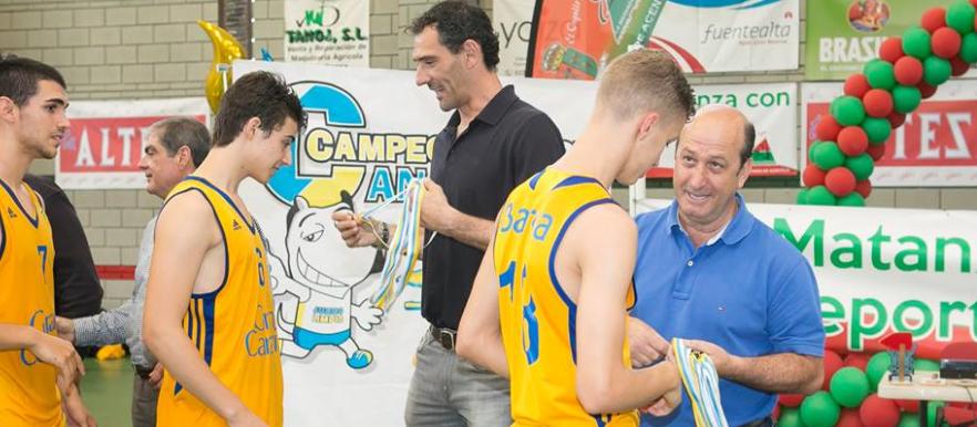 Casi 200 escolares participarán en los Campeonatos de Canarias en Edad Escolar de baloncesto