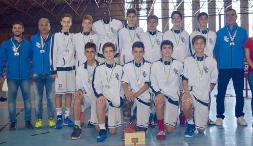 Canterbury, en Femenino, y Santa Cruz, en Masculino; campeones de Canarias en Infantil