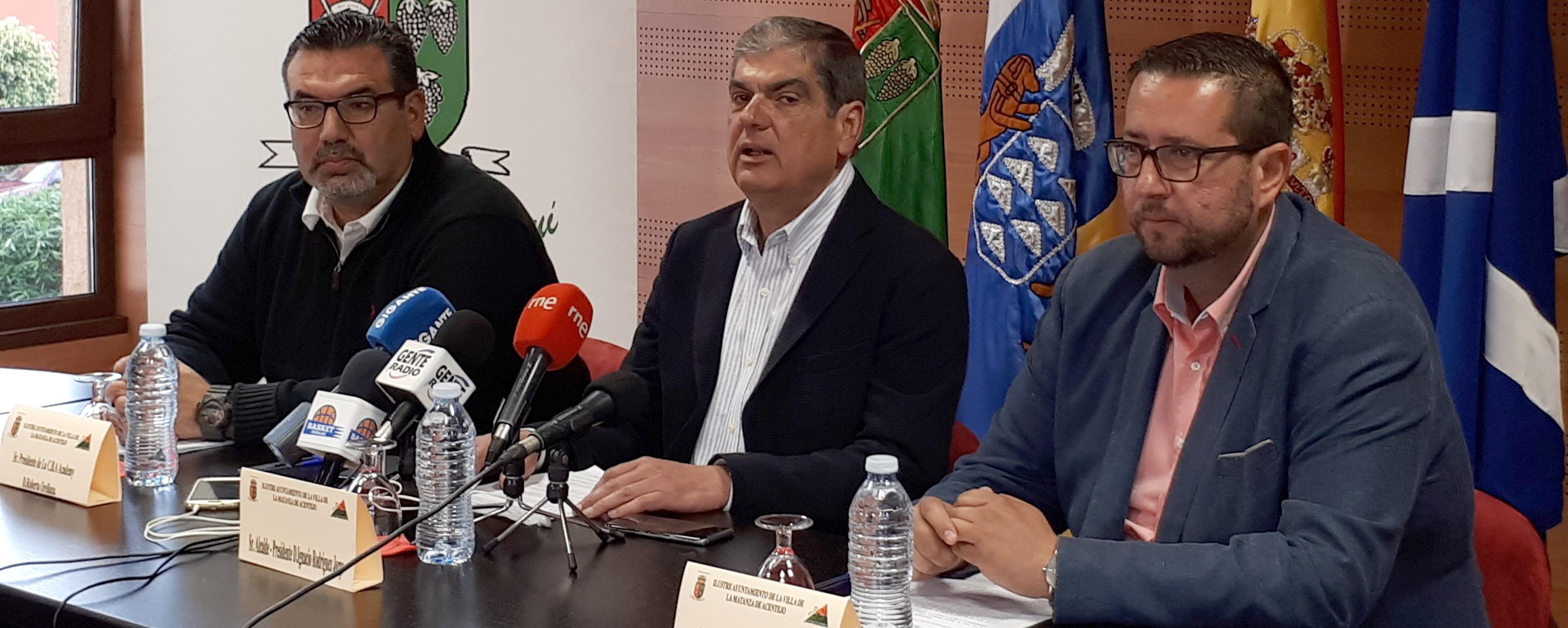 La CBA se muda a Tenerife y une fuerzas con el CB La Matanza
