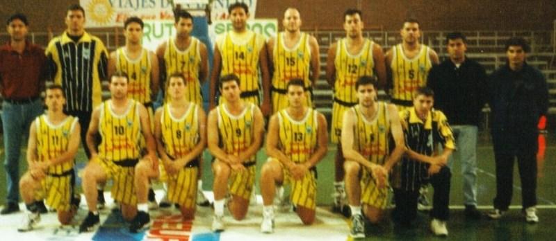 Veintitrés años del último ascenso del Club Baloncesto Canarias