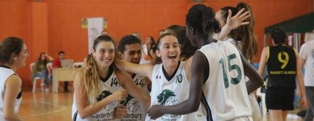 El Canterbury Academy jugará la Final del Nacional Júnior Femenino