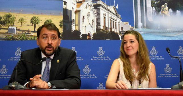 El Ayuntamiento de Santa Cruz muestra su compromiso con la no violencia en el deporte