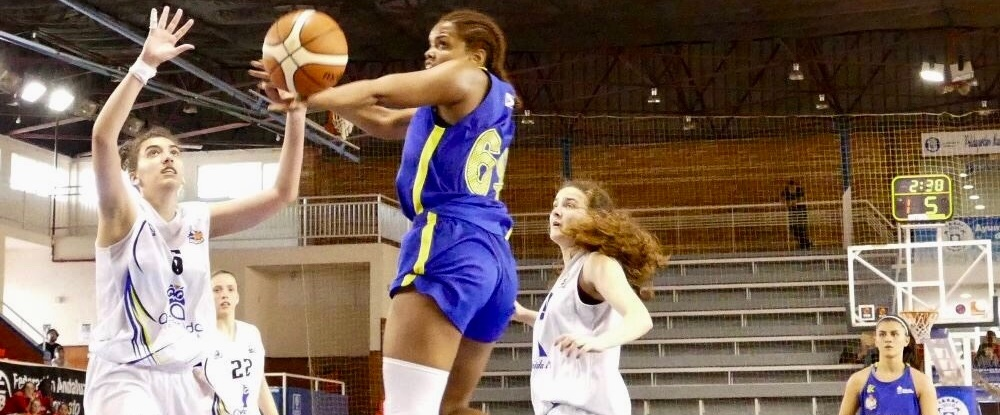 Canterbury – Adareva, eliminatoria de octavos en el Campeonato de España Júnior Femenino