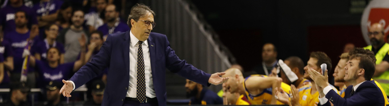 Casimiro: «Ha sido muy meritorio el partido que ha hecho el equipo»