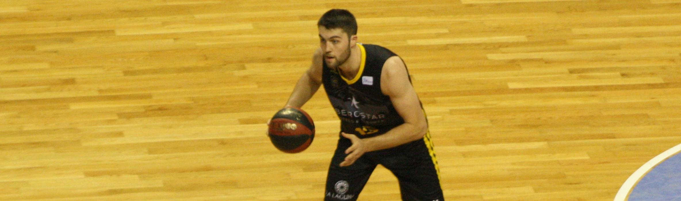 Tobey, en 'SuperBasket Canarias': «Estoy abierto a todas las ofertas que me lleguen»