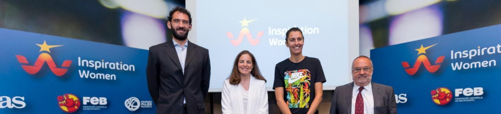 Alba Torrens y Nathalie Picquot, mujeres de éxito en el II 'Inspiration Women'