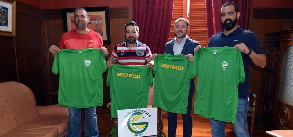 Se crea el Club Baloncesto Gáldar