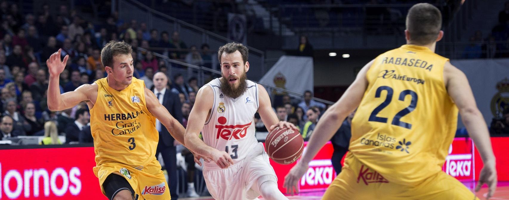 Sergio Rodríguez: «Que el Gran Canaria dispute la Euroliga es bueno e histórico para el baloncesto canario»