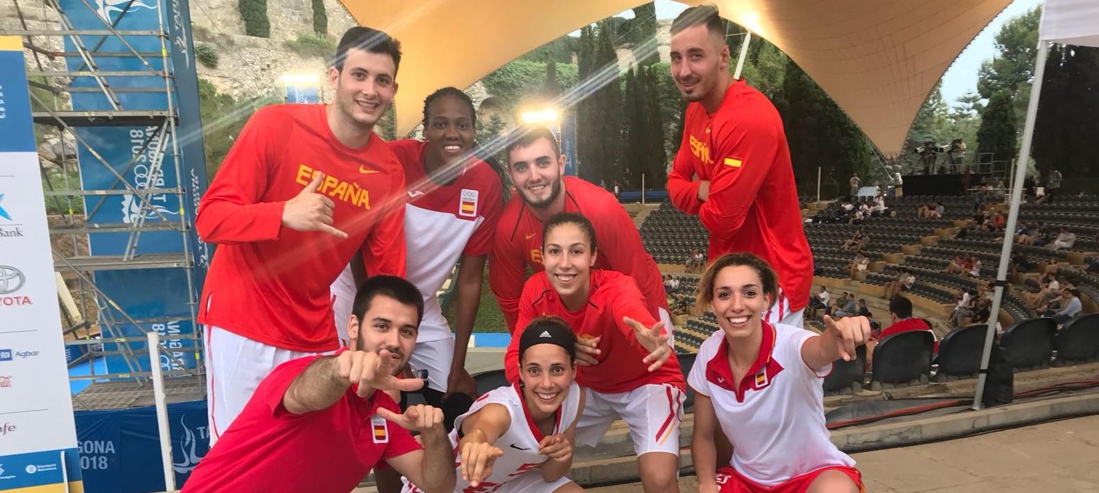 La España del aurinegro Omeragic dice adiós a los Juegos Mediterráneos