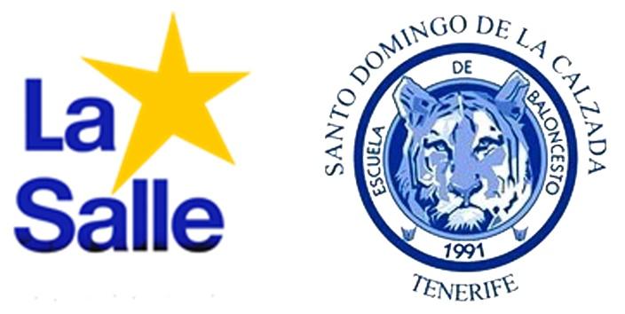 La Salle y Santo Domingo, mejores equipos tinerfeños en la clasificación del baloncesto base de España