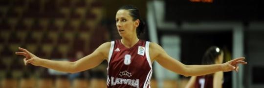 Letonia ya tiene sus 20 preseleccionadas para el Mundial Femenino de Tenerife