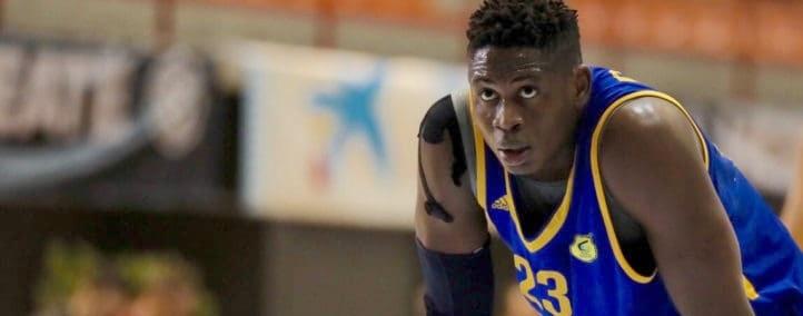 Biram Faye, nuevo jugador del Gipuzkoa Basket