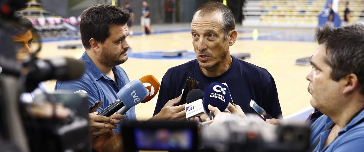 Maldonado: «Sabemos quiénes somos y que nuestra competición es la Liga ACB»