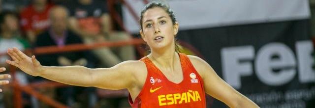Leonor Rodríguez, única canaria en la selección del Mundial de Tenerife