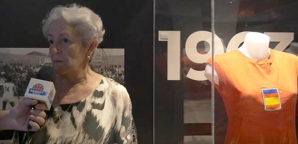 Charo Borges considera que la exposición '1983 – De Northampton a Tenerife' debería ser muy visitada