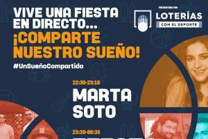 """La Copa del Mundo comienza con ritmo con el concierto '¡Comparte nuestro Sueño!"""""""