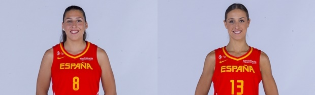 María Araújo y Tamara Abalde, primeros descartes de la selección femenina de cara al Mundial