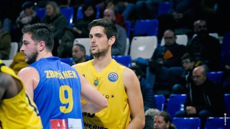 El HLA Alicante cede a Samuel Rodríguez al Arcos Albacete Basket