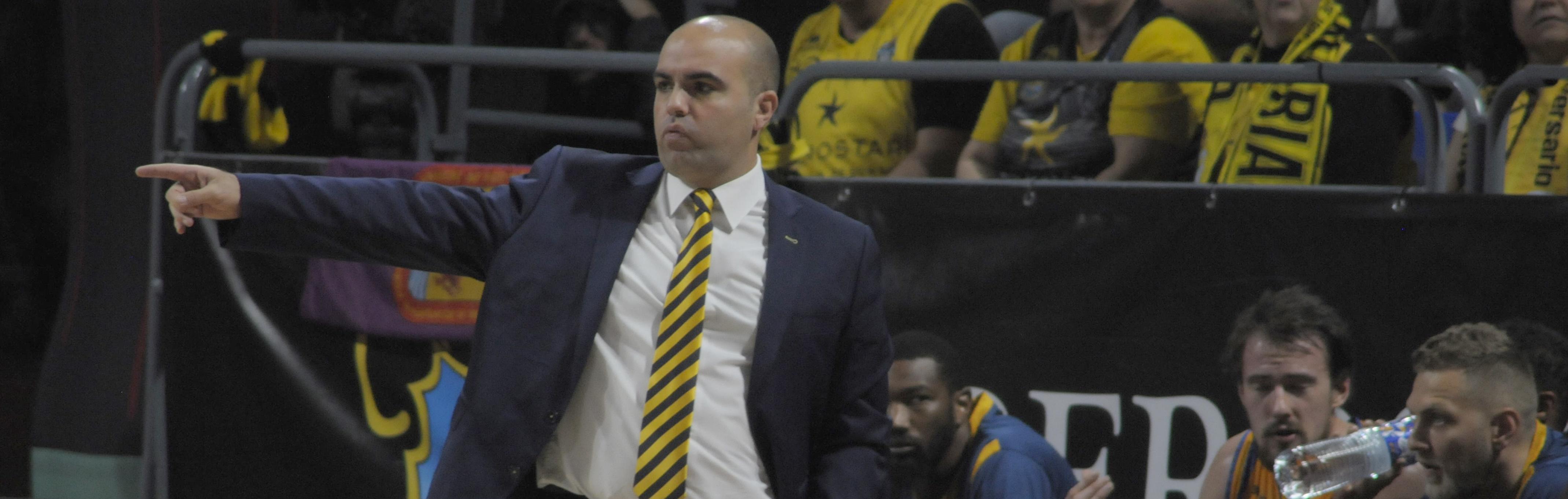 El Club Baloncesto Gran Canaria decide que Víctor García deje de ser el entrenador de su primera plantilla