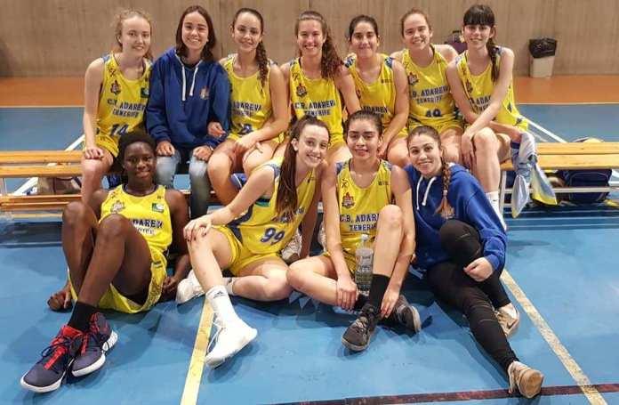 Cinco equipos tinerfeños entre los ocho mejores de la 'Final Four' de la Liga Canaria Júnior