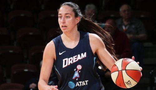 Atlanta Dream suspende el contrato de Maite Cazorla