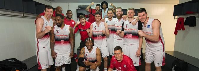 Basket Zaragoza sorprende en el inicio del 'playoff' por el título de la ACB