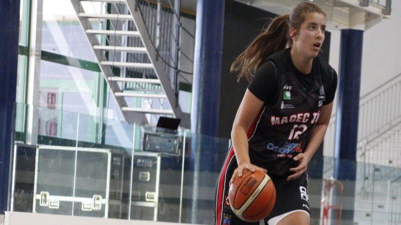 Carolina Mateo renueva por el Magec Tías Lanzarote