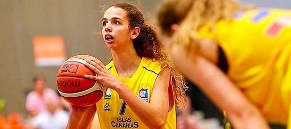 Elena Rodríguez, convocada por la U17 de España para un torneo virtual