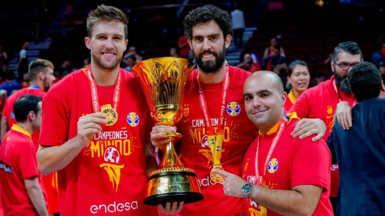 El Gran Canaria-Claret aporta siete jugadores a las 'ventanas FIBA'