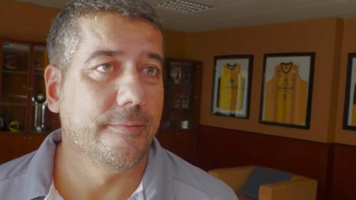 Costa, sobre la participación aurinegra en el Torneo U16 de La Orotava: «Esperamos competir de tú a tú con los buenos de España y Europa»