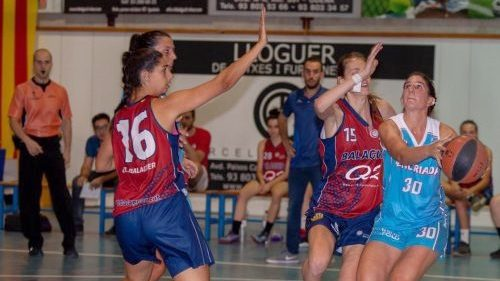 La tinerfeña María Rosales jugará una temporada más en el Balaguer catalán