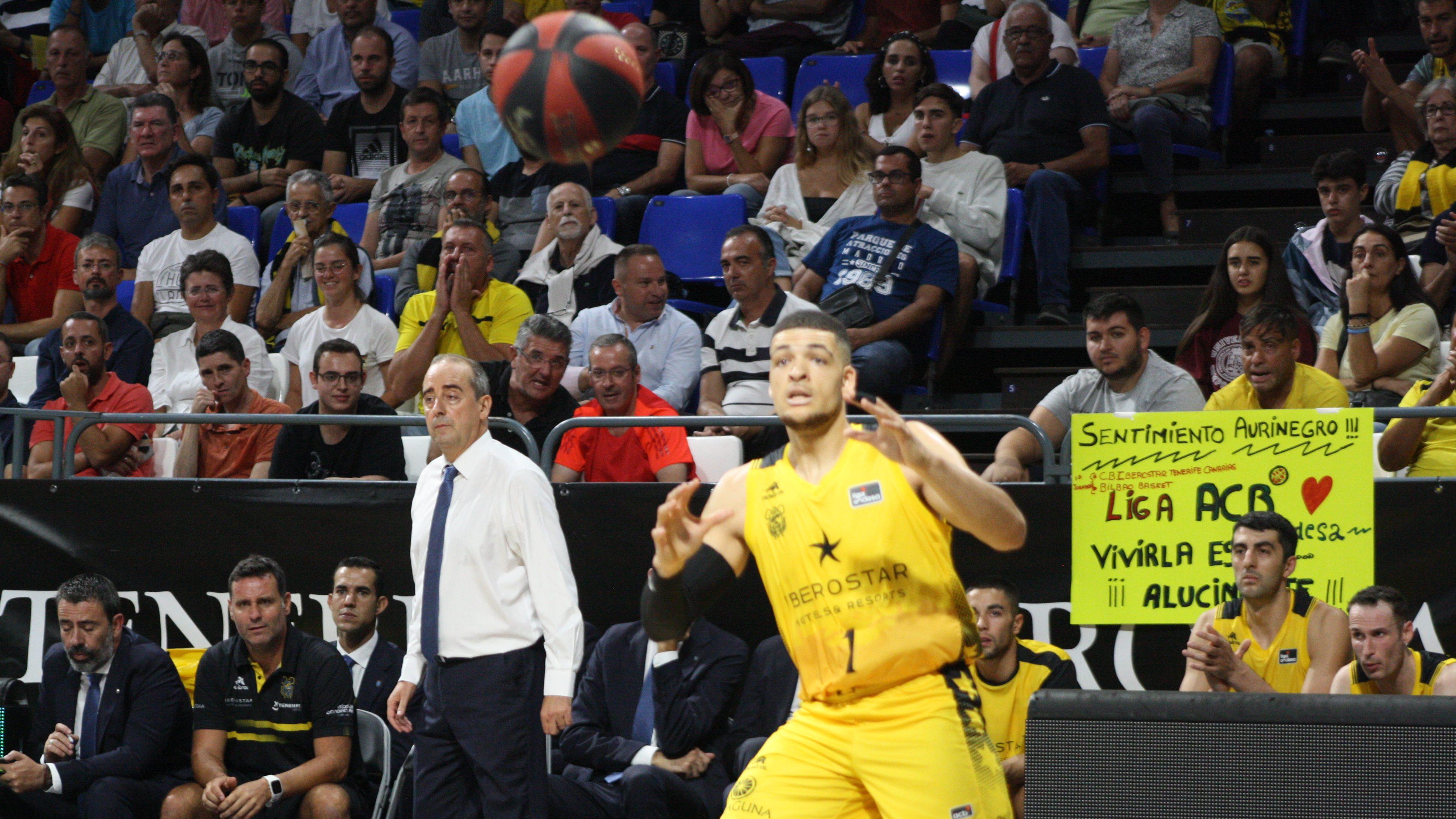 La revolución aurinegra comenzó la ACB con derrota en un mal partido