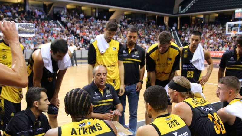 Vidorreta: «El Bilbao Basket nos lo va a poner muy difícil»