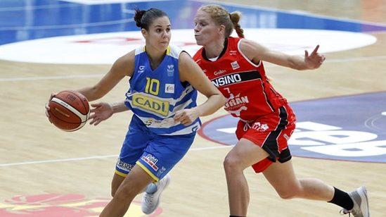 La grancanaria Yurena Díaz participará en el concurso de triples de la Supercopa