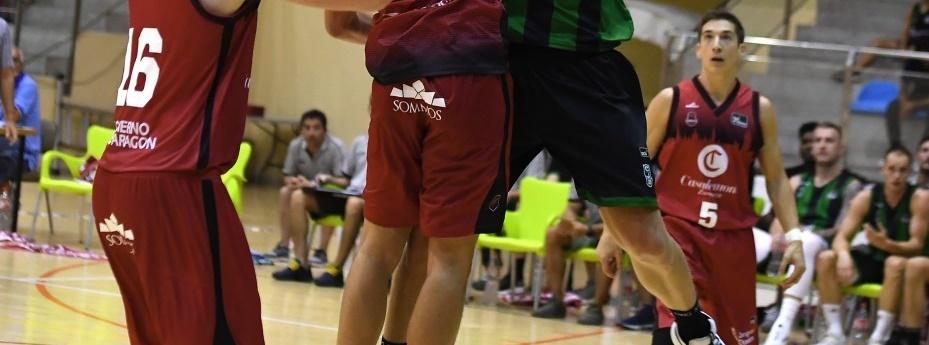 Richotti debutó como jugador del Basket Zaragoza