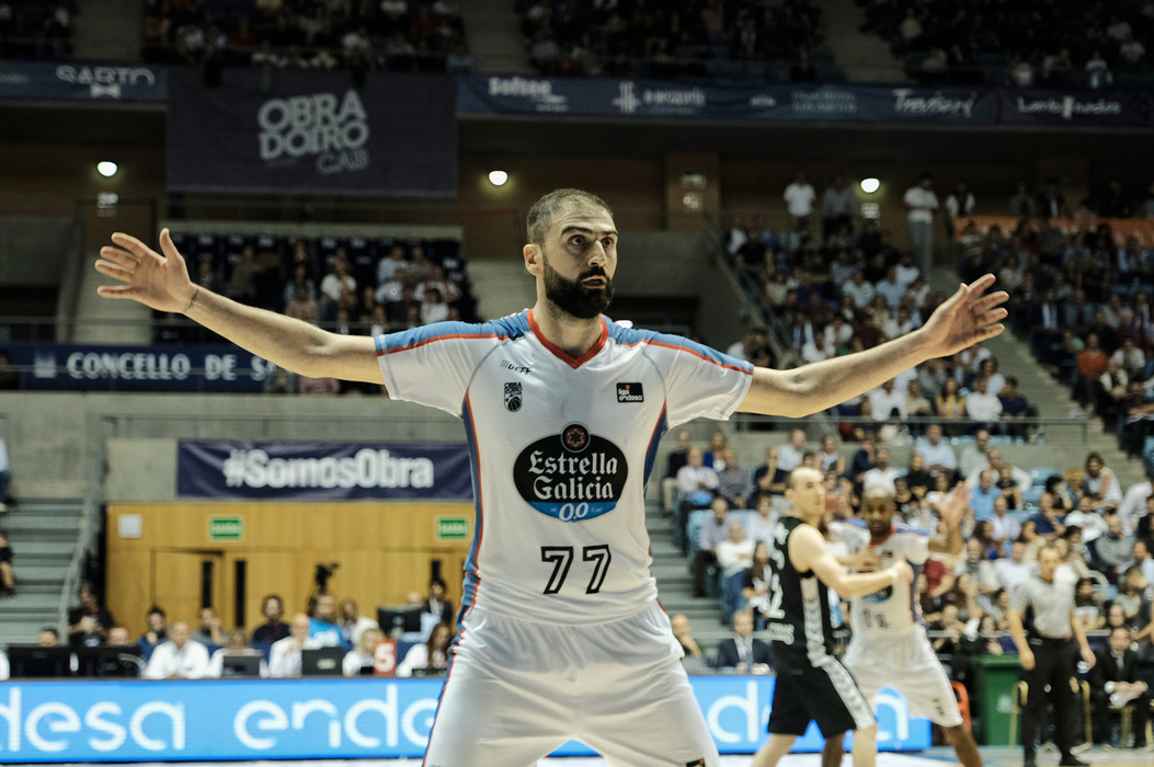 Obradoiro, próximo rival aurinegro, venció a Bilbao