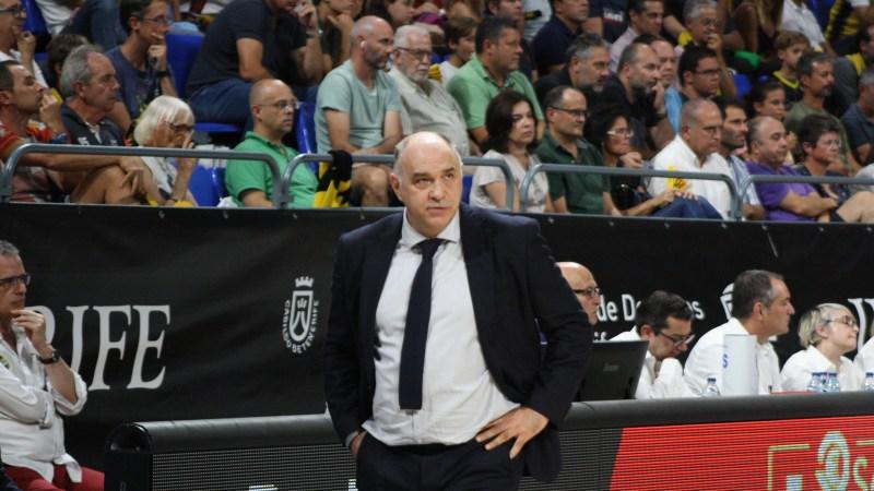 Laso: «No creo que la lesión de Todorovic trastoque mucho a un equipo hecho»