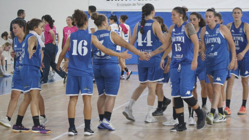 Náutico La Salle, líder invicto de Primera Femenina tras la tercera jornada