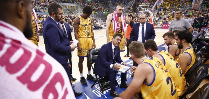 Katsikaris: «Hay que jugar en equipo»